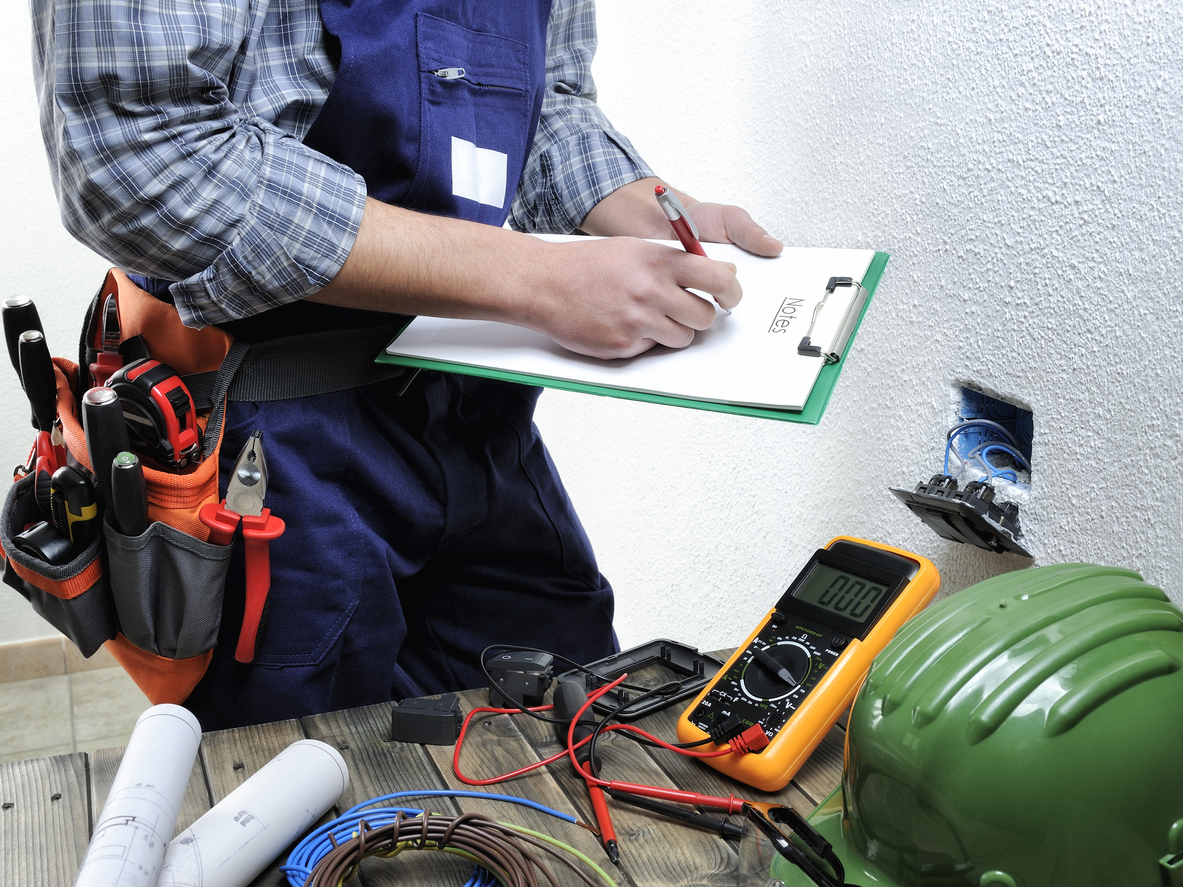 Residential electrical maintenance goals for 2019